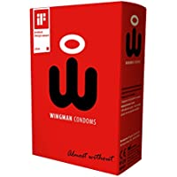 Wingman über eine Gewöhnliche Kondome Ultra dünn natürliches Gefühl, und sicherere Nutzung 8Stück preisvergleich bei billige-tabletten.eu