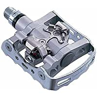 Shimano SPD Mountain Bike Pedals - One-Sided Mechanism inc SH56 Cleats