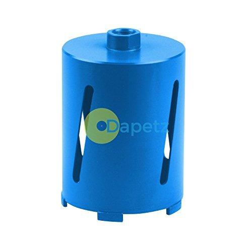 dapetz-corona-diamantata-punta-di-trapano-foro-cutter-117mm-x-150mm-mattone-blocco-calcestruzzo