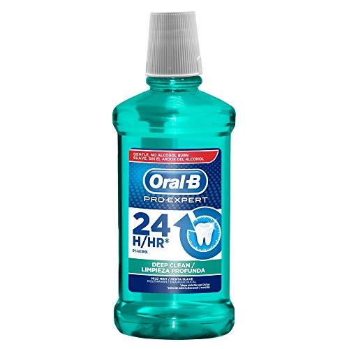 Oral-B Pro-Expert Limpieza Profunda Enjuague Bucal