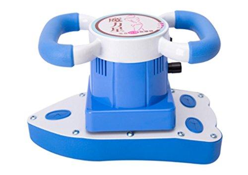 HINEW Masajeador vibración mano máquina masaje velocidad