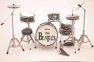 RGM363 Ringo Starr Beatles Miniature Drumkit