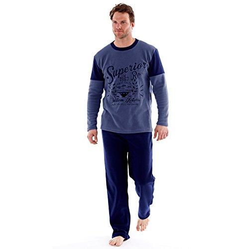 Pyjama homme chaud