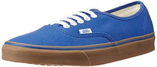 4e268d3b9361e9 Vans vn-018bgic Unisex Authentic Gumsole Olympianblue And Mediumgum Canvas  Sneakers 10 Uk- Price in India