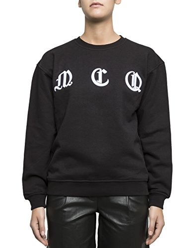 mcq-alexander-mcqueen-womens-337341rjj401000-black-cotton-sweatshirt
