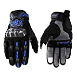 DLD Radfahren Handschuhe, Motorrad Handschuhe Vollfinger Unisex Outdoor Sports Drop-Proof Sommer Atmungsaktive Handschuhe für Männer Frauen Kinder DLD-002