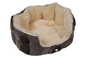 Yap Zacht Supersoft Oval Pet Bed, 22 inch by Yap