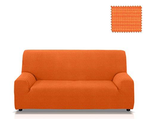 JM Textil Funda para sofá elástica Vulcano, Tamaño 3 plazas (de 165...