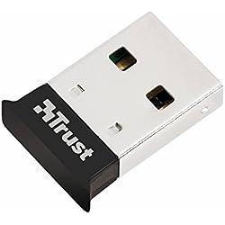Trust 18187 - Adaptador de red bluetooth (USB 4.0), Negro