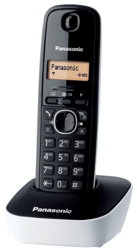 Panasonic KX-TG1611 - Teléfono (DECT, Escritorio,...