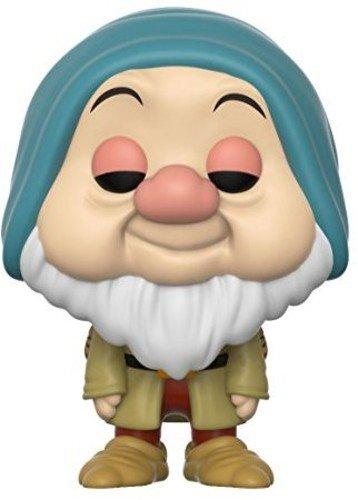 Funko Pop!- Disney: Snow White Figura de Vinilo Sleepy, (21724)