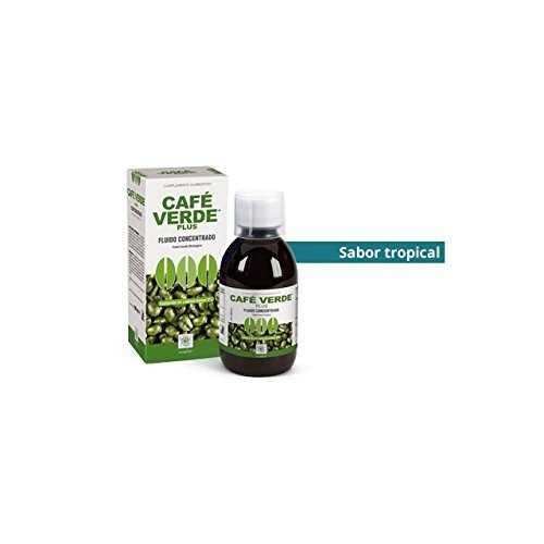 Café verde plus - fluido concentrado - 250 ml