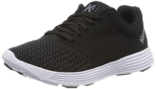 Kempa Unisex-Erwachsene K-FLOAT Sneaker, Schwarz (Schwarz 02), 38 EU