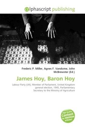 James Hoy, Baron Hoy
