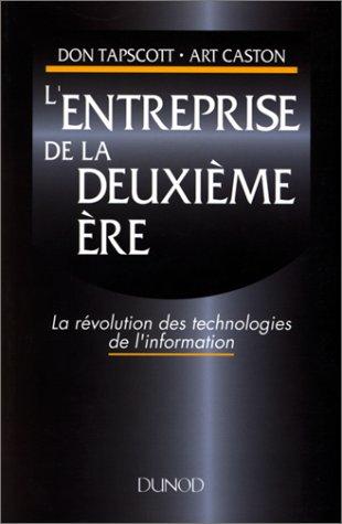 L'entreprise de la deuxième ère : La révolution des technologies de l'information