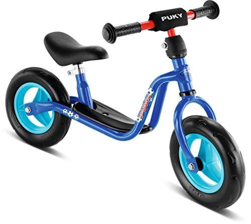 Puky pk4055-Vélo sans Pédales LR Fussball, M, Bleu