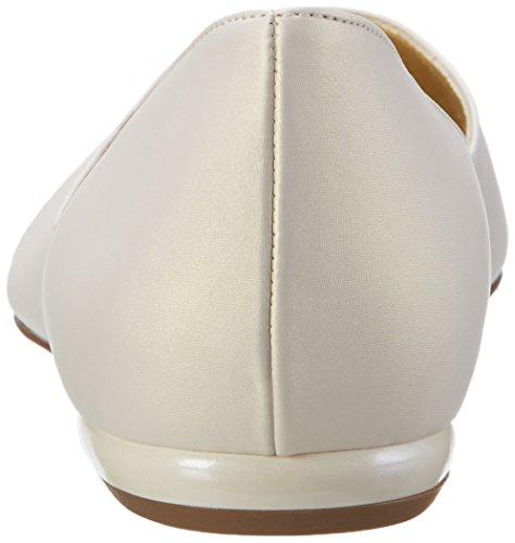 Högl 3 10 0007 0700, Ballerines Femme Blanc Cassé (Carrara0700)