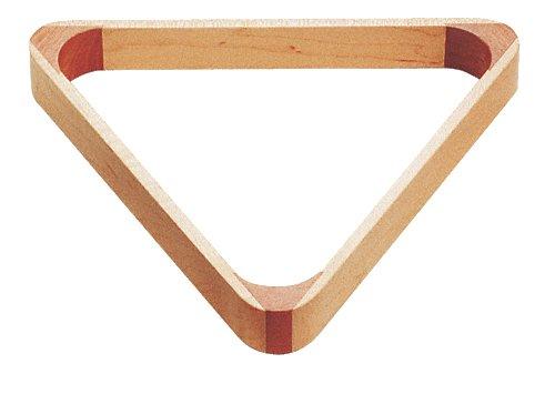 Heiku Sport Triangel aus Holz, für 57,2mm Kugeln