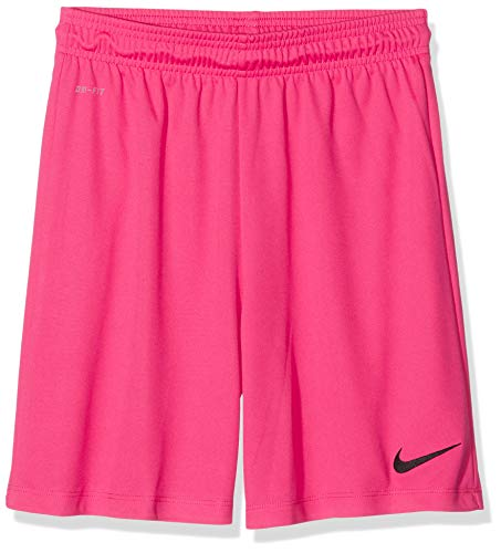 Nike Kinder Park II Knit Shorts ohne Innenslip, vivid pink/black, L, 725988-616 -