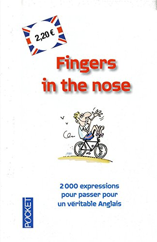 Fingers in the nose