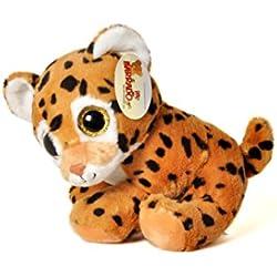 Fieras - Peluches Leopardo 30cm - Calidad super soft