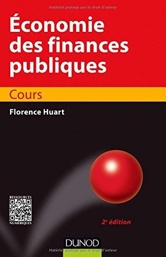 Economie des finances publiques - 2e d. - Cours