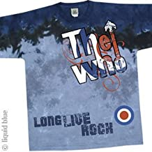 T-Shirts Homme WHO BE DEAD OR ALIVE Medium import direct USA