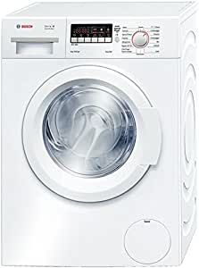 Bosch WLK20226IT Freestanding Front-load 6kg 1000RPM A+++ White washing machine - washing machines (Freestanding, Front-load, White, Left, LED, Stainless steel)