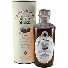 Sibona Grappa Riserva Sherry Wood 0,50l