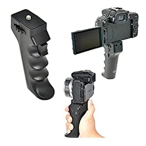 Poignée Grip Pistol Panasonic DMC-G3 DMC-G10 DMC-GH2 DMC-FZ100 / cubebox1shop (Hong Kong)