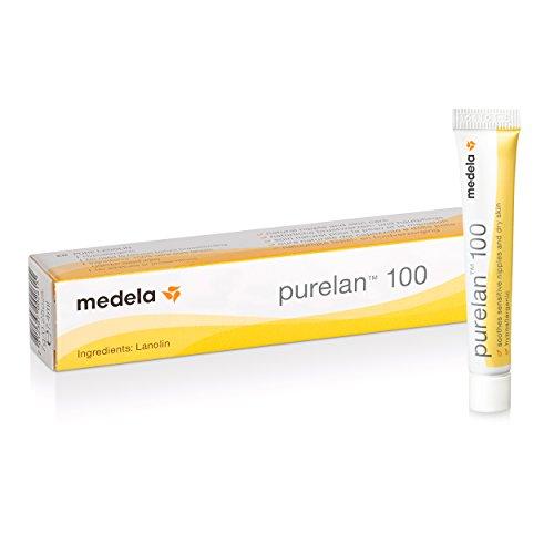 Preisvergleich Produktbild Medela PureLan 100 Creme Tube, 7 g, Lanolin Brustwarzensalbe