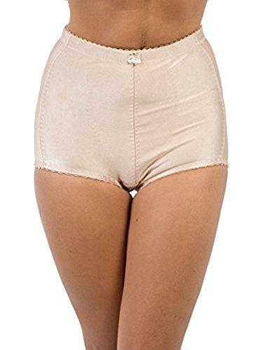 HDUK Ladies Underwear Damen Miederslip - Beige (Skintone)