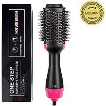 UniM One Step secador de pelo y voluminizador secador de pelo y voluminizador Styler Peine 3