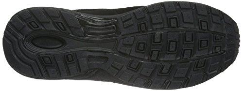 Brütting Hiker V, Chaussures de Marche Nordique Homme Noir (Schwarz/grau)