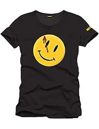 Watchmen  Herren T-Shirt Gr. xl, Schwarz - Schwarz