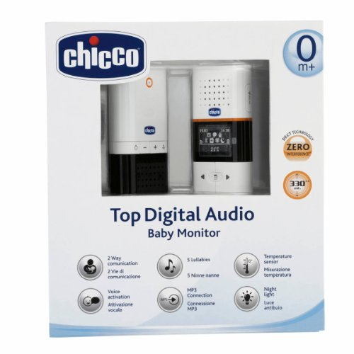 Chicco 025650 - Baby Controllo Top Digital Audio
