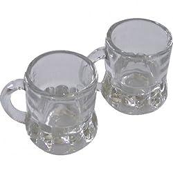 24 Schnapsgläser Schnapsglas Shots 2 Cl Trinkglas Stamper Schnapskrug Glas Party
