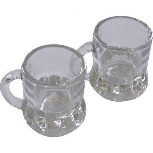 RPN 24 Schnapsgläser Schnapsglas Shots 2 cl Trinkglas Stamper Schnapskrug Glas Party