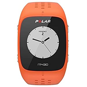 Polar M430 Laufuhr, Orange, M/L