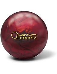 Brunswick Quantum Fire pearl Kugel Bowling, Unisex Erwachsene, Unisex – Erwachsene, Quantum Fire Pearl
