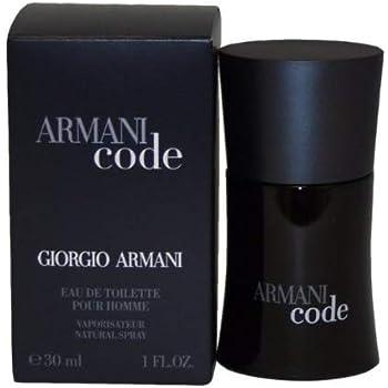 6c160c11266 Giorgio Armani Code Eau de Toilette Spray for Men - 50 ml  Amazon.co ...