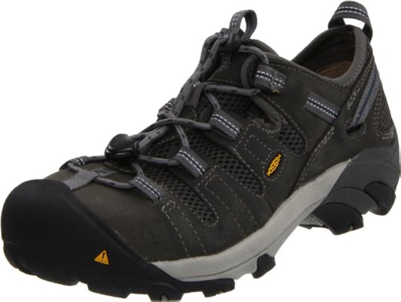 Keen Utility Men's Atlanta Cool ESD Steel Toe Work Shoe Gargoyle 13 D US
