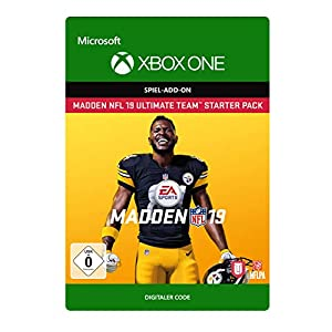 Madden NFL 19 – Starter Pack DLC | Xbox One – Download Code