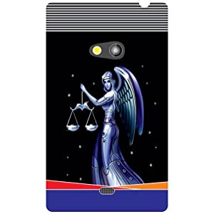 Via flowers Back Cover For Nokia Lumia 625 Law Multi Color