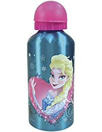 Preisvergleich für Frozen - Elsa - Alu-Flasche - Trinkflasche - Flasche - Sportflasche - Elsa - Die Eiskönigin - Frozen - Völlig...