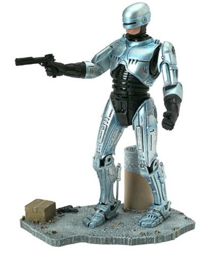 Image of Movie Maniacs Series 7 Robocop Figure