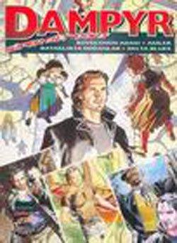 Dampyr Süper Cilt: 13: Cehennem Birliği, Doktor Cindirella, Üç Yaşlı Kadın, Varney'in Laneti