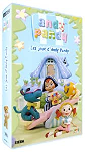Andy Pandy : Les Jeux d'Andy Pandy [VHS]