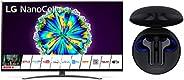 "LG NanoCell 55NANO866NA.AEUD, Smart TV 4K Ultra HD 55"" con Cuffie Bluetooth Wireless TONE Free FN6"