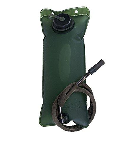 Hrph Neue 2.5L Fahrrad Mund Wasser Blase Tasche Hydratation für Camping Wandern Klettern Laufen (Wasser Hydratation Blase)